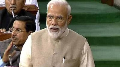 PM Modi Introduces His Council Of Ministers To Lok Sabha