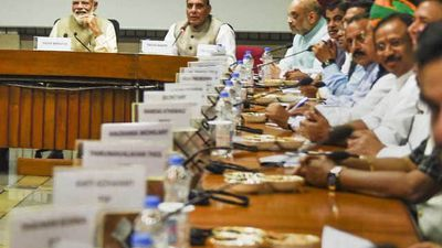 PM To Form Committee To Study Feasibility Of One Nation, One Poll: Centre