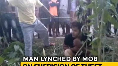 Jharkhand Man Beaten By Mob For Hours, Made To Chant 'Jai Shri Ram', Dies