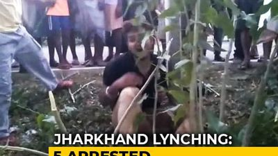 Jharkhand Killing 11th Mob Attack In 2019, Minorities Targeted More: Data