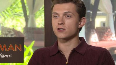 Spider-Man: Far From Home: Tom Holland Interview & First Impressions