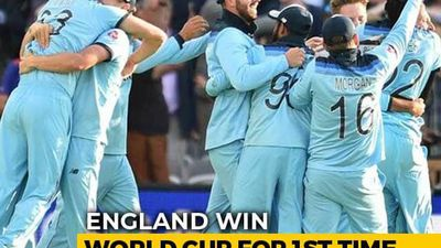 England Break New Zealand Hearts To Win Maiden World Cup