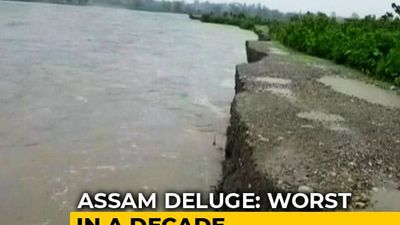 26 Lakh Affected By Assam Floods, At Least 11 Dead As Situation Worsens