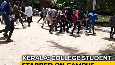 4 Arrested, 2 Detained After Kerala University Student Stabbed On Campus