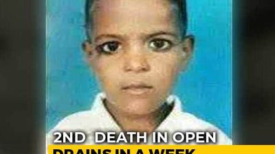 7-Year-Old Boy Dies After Falling Into Drain In Mumbai