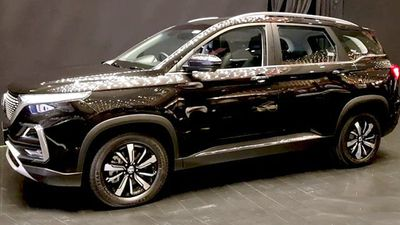 MG Hector Prices Revealed