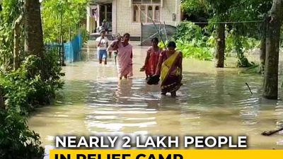 3 Days Of Extremely Heavy Rain Led To Assam's Deadly Deluge: Met Office