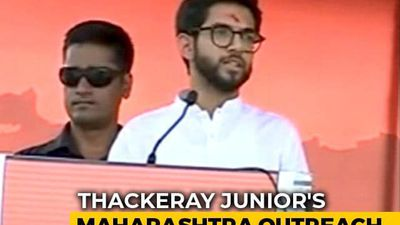 Aditya Thackeray's 4,000-Km Maharashtra Tour With Chief Ministerial Twist
