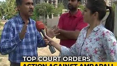 NBCC To Build Houses Of Buyers Duped By Amrapali