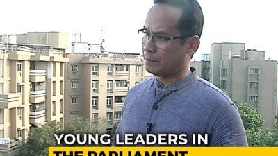 Leaving Corporate Job One Of My Best Decisions: MP Gaurav Gogoi