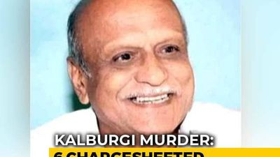 Charges Filed In Karnataka Scholar MM Kalburgi's Murder Case, 6 Named