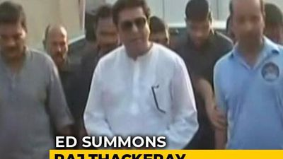 Maharashtra Leader Raj Thackeray Summoned Over Probe Into IL&FS Crisis