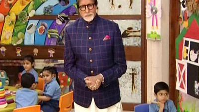 Vision Of Clean India Will Be Incomplete Till We Become Healthy: Amitabh Bachchan