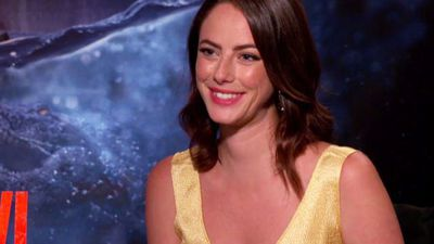 Actor Kaya Scodelario On Crawl & Roles For Women In Films
