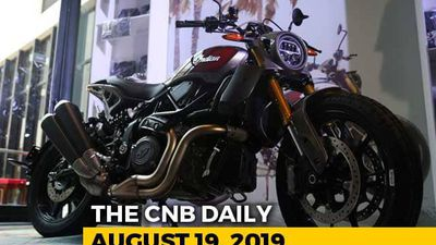 Indian FTR 1200S Launch, Suzuki Jimny For India, Okinawa Offers