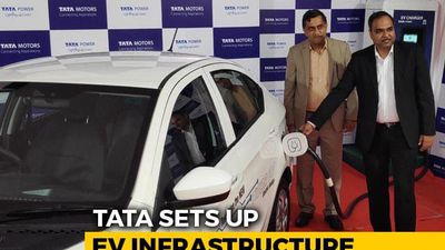 Tata Motors To Setup Fast Chargers Across India