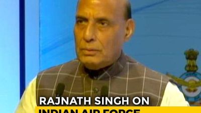 Strike In Neighbourhood Showed Lethality Of Armed Forces: Rajnath Singh