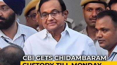 """No Question I Haven't Answered"": Chidambaram Rejects CBI Claim In Court"