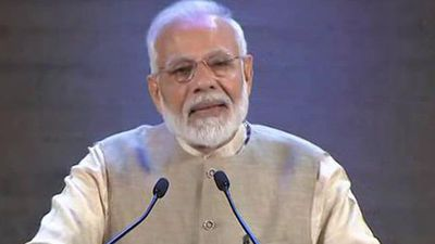 Launched Unprecedented Crackdown On Terror, Says PM Modi In France