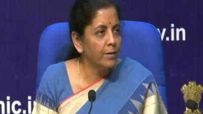Finance Minister Briefs Media On The State Of The Economy