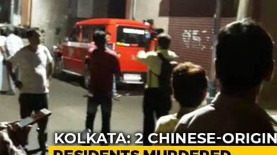 2 Chinese-Origin People Killed In Kolkata, Faces Smashed With Iron Bucket