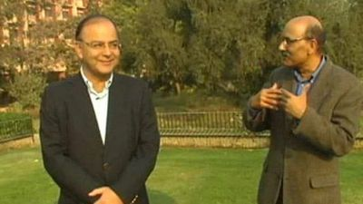 Walk the Talk with Arun Jaitley (Aired: December 2011)