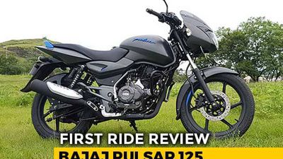 Bajaj Pulsar 125 First Ride Review