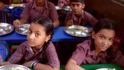 Gurgaon's Diksha School Uses Mid-Day Meals To Educate 400 Underprivileged