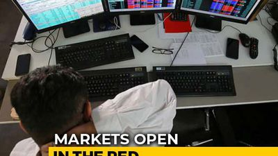 Sensex Drops Over 250 Points, Nifty Slides Below 11,000