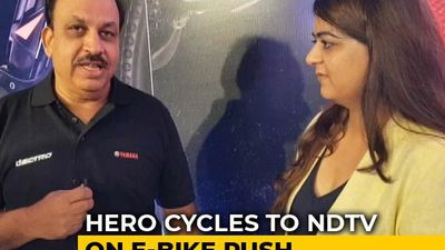 Hero Cycles: Government Must See E-Bikes As An Alternative