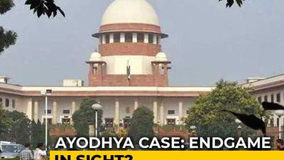 Ayodhya Case: Endgame In Sight?