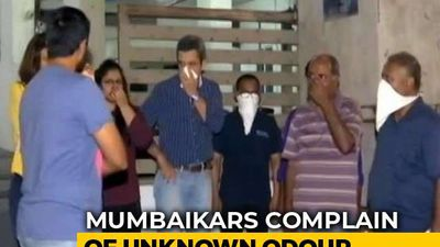 Unknown Odour Reported In Mumbai, Fire Engines Dispatched To Find Source