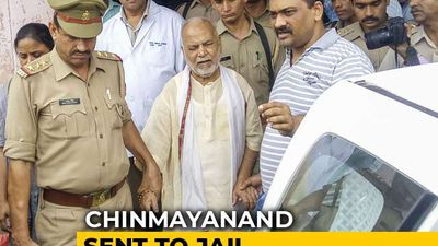 Chinmayanand Arrested But No Rape Charge, Woman Charged With Extortion
