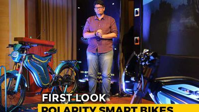 Polarity Smart Bikes – First Look