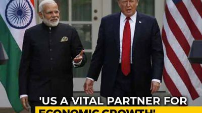 India, US Can Contribute To Build A More Peaceful, Stable World: PM Modi