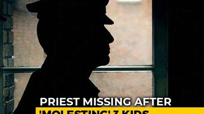 Kerala Catholic Priest Allegedly Molested 3 Girls, Missing
