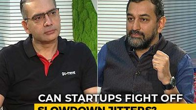 Make My Trip Founder Deep Kalra On Startups vs Slowdown
