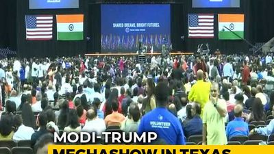 """Howdy, Houston!"": PM Modi To Address Packed Texas Stadium"