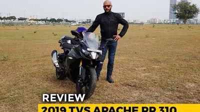 2019 TVS Apache RR 310 Slipper Clutch Review