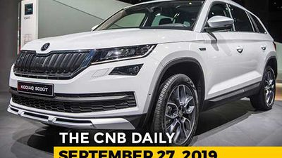 Skoda Kodiaq Scout, TVS Scooty Pep+, VW Corporate Editions