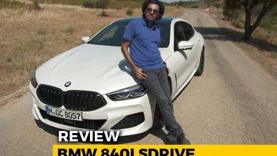 BMW 840i sDrive Review