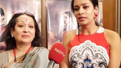 Swati Bhise And Devika Bhise On Their Film The Warrior Queen Of Jhansi