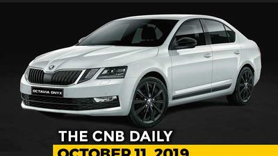 Car Sales September, Skoda Octavia Onyx, Revolt-Vodafone
