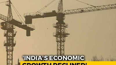 World Bank Cuts India's Growth Rate Projection To 6 Per Cent