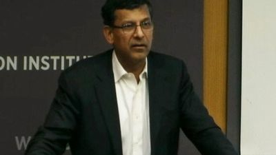 """Majoritarianism Taking India Down Dark, Uncertain Path"": Raghuram Rajan"