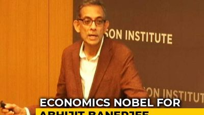 Economics Nobel For Abhijit Banerjee, Esther Duflo And Michael Kremer