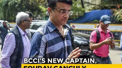 Drama At Dinner: How Sourav Ganguly Emerged As Pick For BCCI President