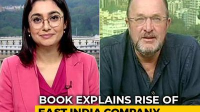 William Dalrymple Speaks To NDTV On His New Book
