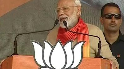 """""""President Xi Told Me He Has Watched Dangal,"""" Says PM In Haryana Rally"""
