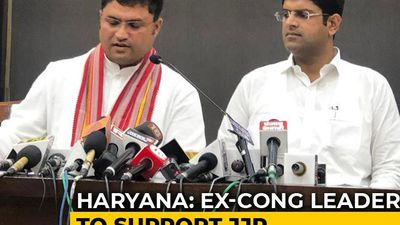 Will Support Dushyant Chautala's Party, Says Ex-Haryana Congress Chief Ashok Tanwar